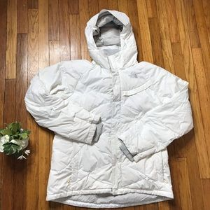 North Face Summit Series Down Puffer Jacket Coat